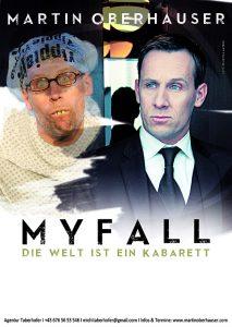MYFALL Plakat