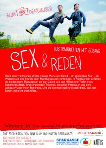 SEX & REDEN Flyer @ Julia Wesely