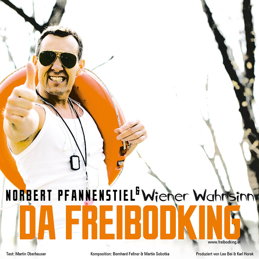 Da Freibodking CD Cover